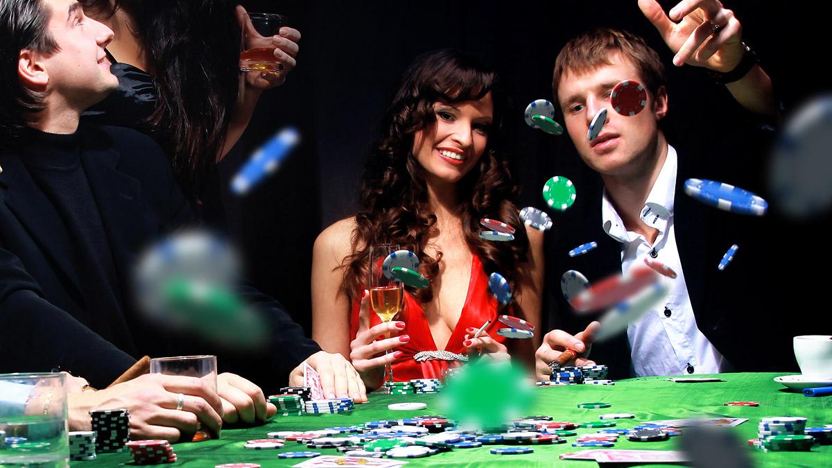 Агрессивный покерист