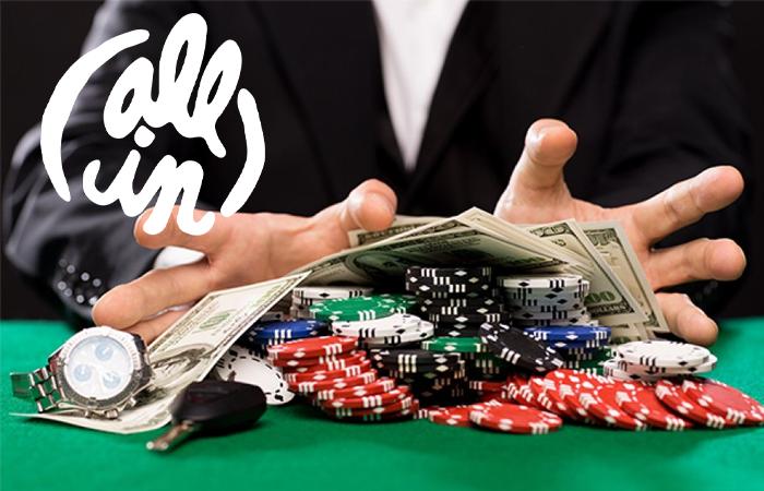 Олл-ин в покере