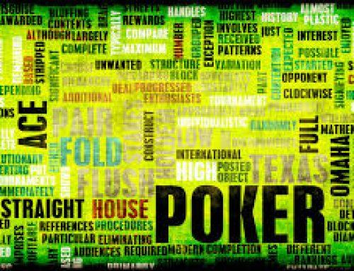 Главные покерные термины в одной статье
